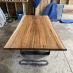Sycamore coffee table.