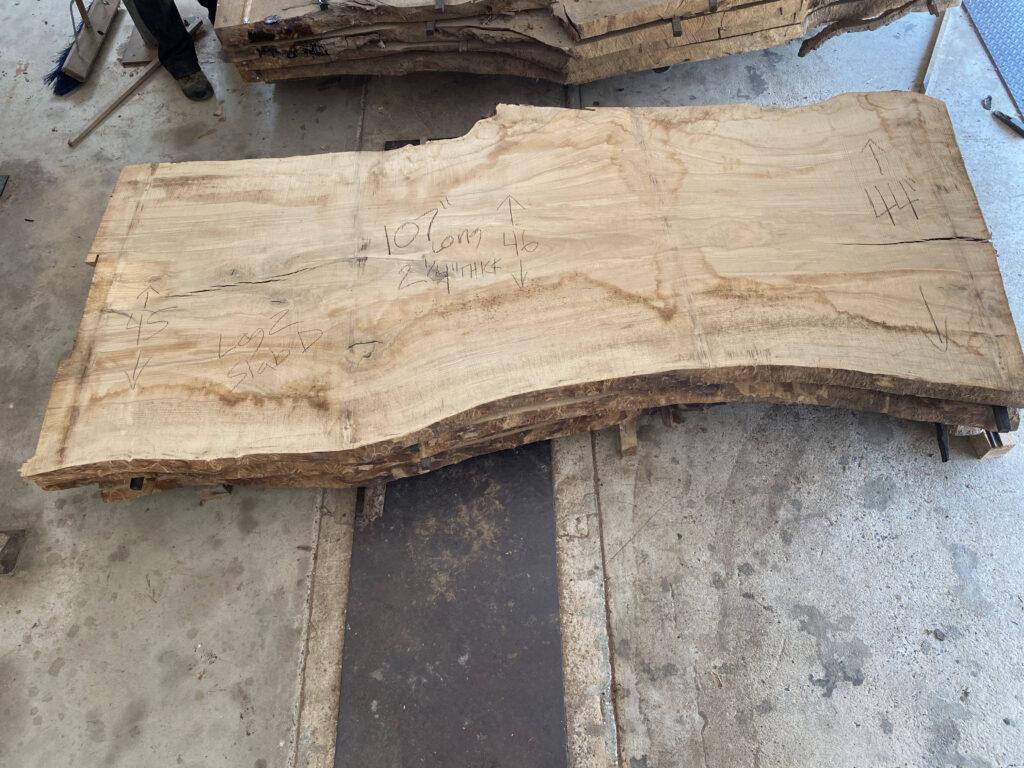 log 2 slab d