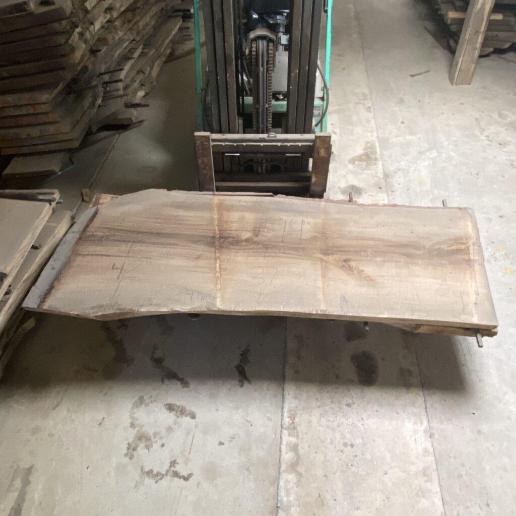 log 11 slab b