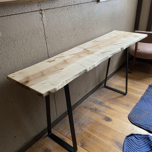 ambrosia maple entryway table