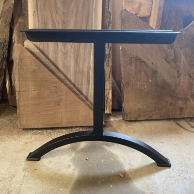 wishbone table legs